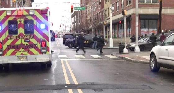 إصابة شرطيان في إطلاق نار بـ نيوجيرسي