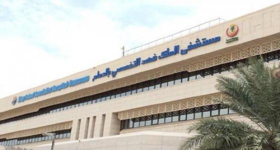 «الصحة» توضح سبب قطع المياه بمستشفى الملك فهد