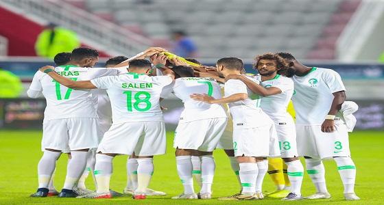خليجي 24 .. الأخضر يتأهل إلى نصف النهائي ويلاقي قطر