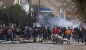 احتجاجات في تونس بعد وفاة شاب أحرق نفسه بسبب الفقر