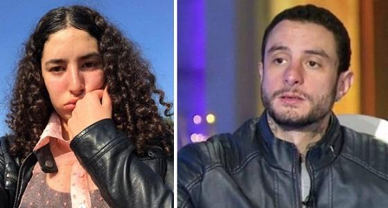 إعلامية خليجية تهاجم أحمد الفيشاوي بسبب ابنته