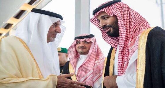 بالفيديو.. أمير مكة يعبر عن فخره بـ «ولي العهد»
