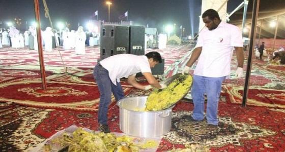 مواطن يبتكر صحن يوفر 30% من هدر الطعام على مستوى المملكة