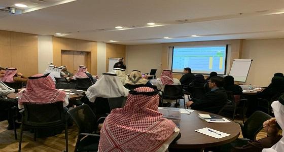 وزارة العمل والجامعة العربية المفتوحة تقييم ورشة عمل في المسؤولية الاجتماعية
