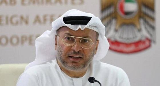 «قرقاش» ينتقد محاولات إضعاف منظمة التعاون الإسلامي