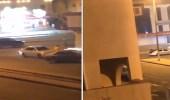 بالفيديو..تفاصيل إطلاق النار في مضاربة بشرائع مكة