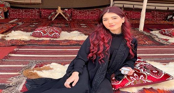 بالفيديو.. نارين السورية ترقص «السامري» خلال زيارتها المملكة
