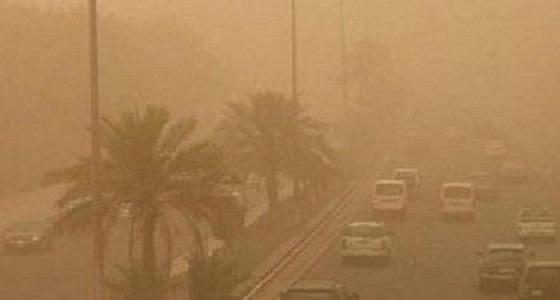 الأرصار: رياح نشطة وأتربة مثارة على المدينة المنورة