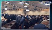 مشهد مؤلم من برلمان عربي..أعضاء عراقيون يهتفون للإرهابي قاسم سليماني