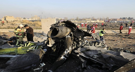 «الملالي» يعتقل مُصور مقطع سقوط الطائرة الأوكرانية