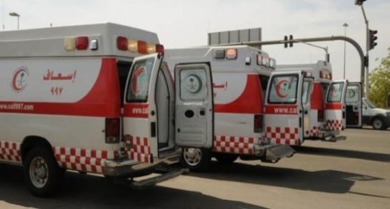 تكريم ممرضة أنقذت عائلة تعرضت لحادث في حفر الباطن