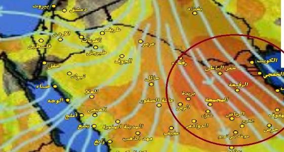 «الحصيني» : موجة باردة أقوى تبدأ غدًا الثلاثاء
