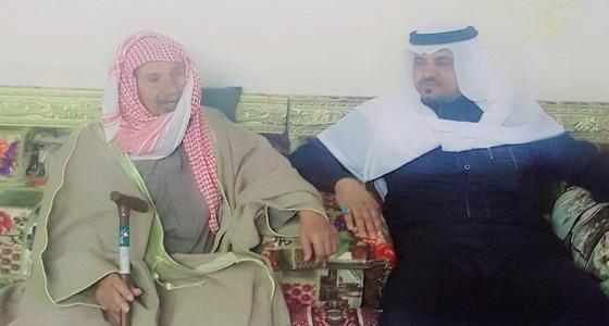 ضمن توجيهات امير منطقة تبوك الرفاعي يلتقي بأهالي مركز الشبحة
