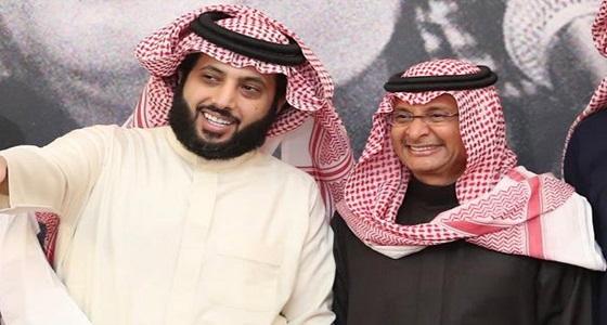 عبد المجيد عبد الله وتركي آل الشيخ يفاجآن الجمهور بعمل فني جديد