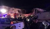 ضحايا زلزال تركيا في تزايد