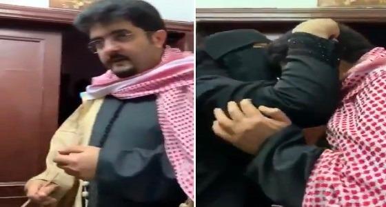 فيديو إنساني للأمير عبدالعزيز بن فهد يقدم مساعدات للأسر المحتاجة صحيفة صدى الالكترونية