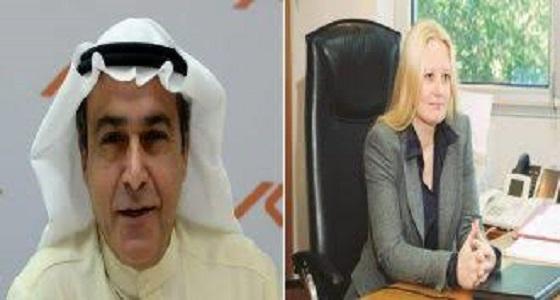 محكمة كويتية تقضي بسجن سعيد دشتي ونائبته الروسية 10 و7 سنوات