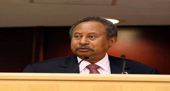 رئيس الحكومة السودانية: الأحداث التي وقعت اليوم تحت السيطرة