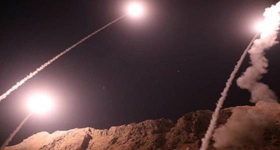 صواريخ إيرانية تستهدف قاعدة جوية أمريكية بالعراق
