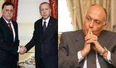 وزير الخارجية المصري يضرب باتفاق السراج وأردوغان عرض الحائط: هو والعدم سواء