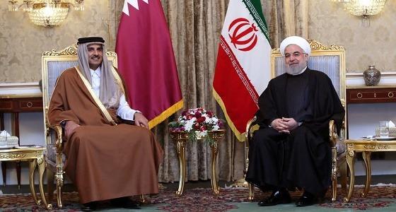 سر زيارة تميم لطهران وتقديم عرض بـ3 مليارات دولار لإيران