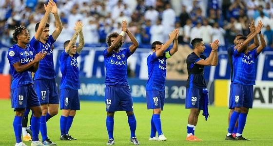 متفوقًا على ريال مدريد..الهلال الأول عربيًا وآسيويًا والسابع عالميًا