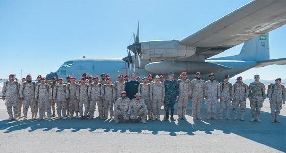 انطلاق التمرين البحري الثنائي «مرجان 16» بين القوات السعودية والمصرية