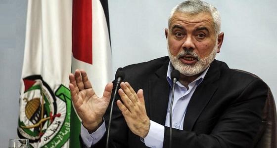 إسماعيل هنية يصل طهران للتعزية في الهالك سليماني ويلتقي بروحاني