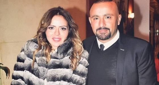 أحمد السقا ينفعل على مراسل تحدث مع زوجته