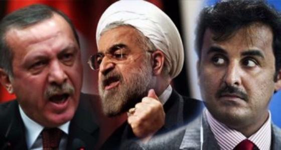 بالفيديو.. إعلام قطر «أعمى» أمام إسقاط إيران للطائرة الأوكرانية وغزو أردوغان لـ «ليبيا»