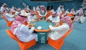 عدد المشاركين في بطولة الرياض للبلوت يتجاوز الـ 16 ألف