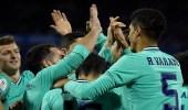 ريال مدريد يسحق سرقسطة برباعية ويتأهل لربع نهائي كأس ملك أسبانيا