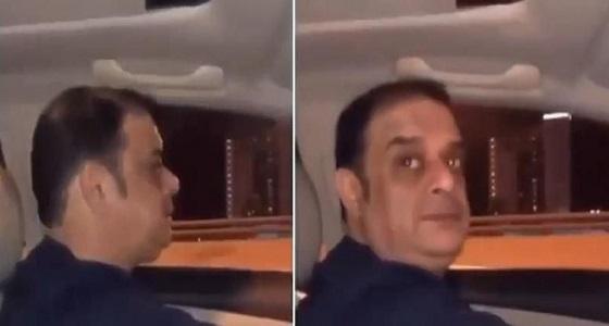 شاهد ..زوجة الفنان الراحل علي الغرير تنشر فيديو لآخر ظهور له