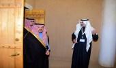 سمو أمير منطقة الرياض يفتتح معرض «تراثنا حبنا» للفنون التشكيلية