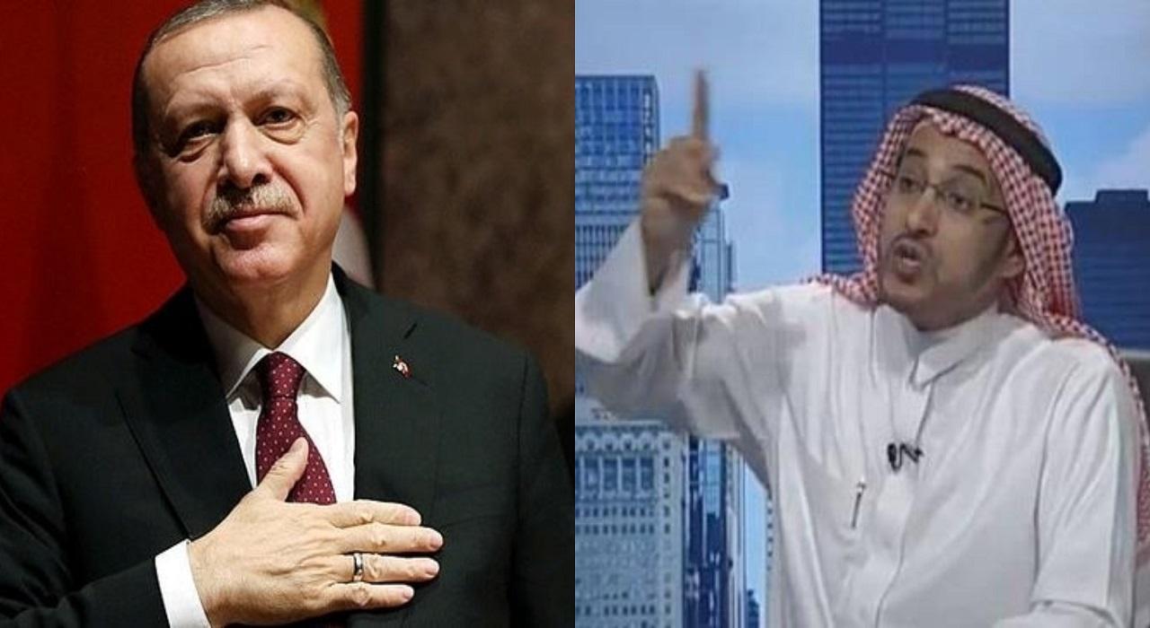 """الخائن """" ابن سعيد """" ينبح مقابل وجبة كباب في تركيا بعد التحذير من السفر إليها"""