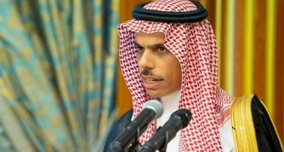 أول تصريح من وزير الخارجية بشأن الهجمات الحوثية الفاشلة بإتجاه ينبع الصناعية