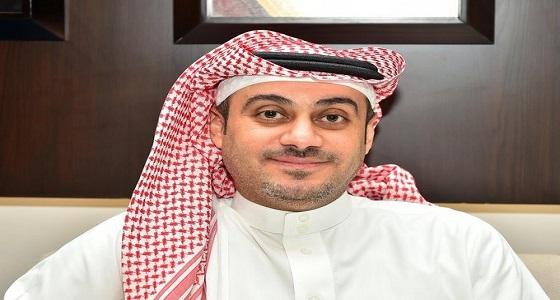 محمد الحارثي مديرًا تنفيذيًا للأهلي