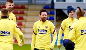برشلونة يستعين بـ 7 لاعبين من الفريق الثاني استعدادًا للكلاسيكو