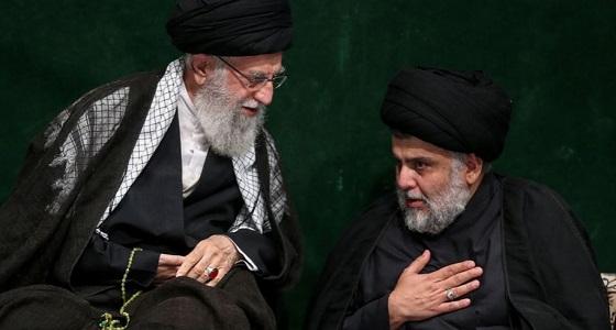 شاهد.. مقتدى الصدر يهرب من إيران بعد تفشي كورونا