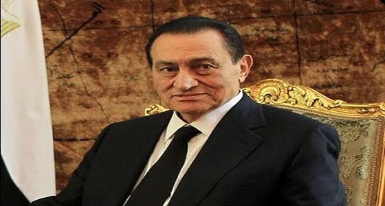 شاهد ... لحظة أسر محمد حسني مبارك في المغرب