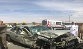 إصابات في حادث مروري بالطائف