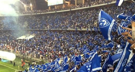 الهلال يحتفل باليوم الوطني للكويت في مباراة الاتحاد