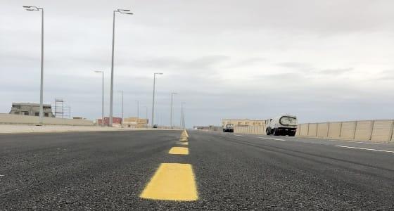 بالصور.. افتتاح طريق الملك سعود في جدة