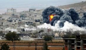 بالفيديو.. قصف تركيا على القوات السورية بإدلب