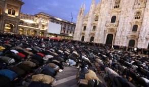 إغلاق المساجد في إيطاليا بسبب كورونا