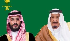 خادم الحرمين الشريفين وسمو ولي العهد يعزيان أسرة العُمري في وفاة أحمد المحمد