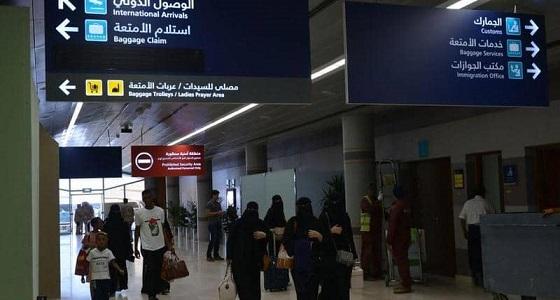 إصابة 4 سعوديات قادمات من إيران بفيروس كورونا الجديد
