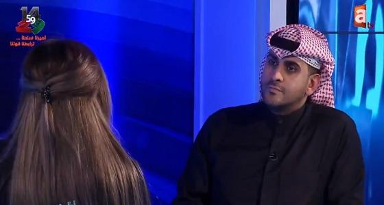 بالفيديو..رد فعل مذيع كويتي سألته محامية إذا رأى أخته في مواقعة جنسية