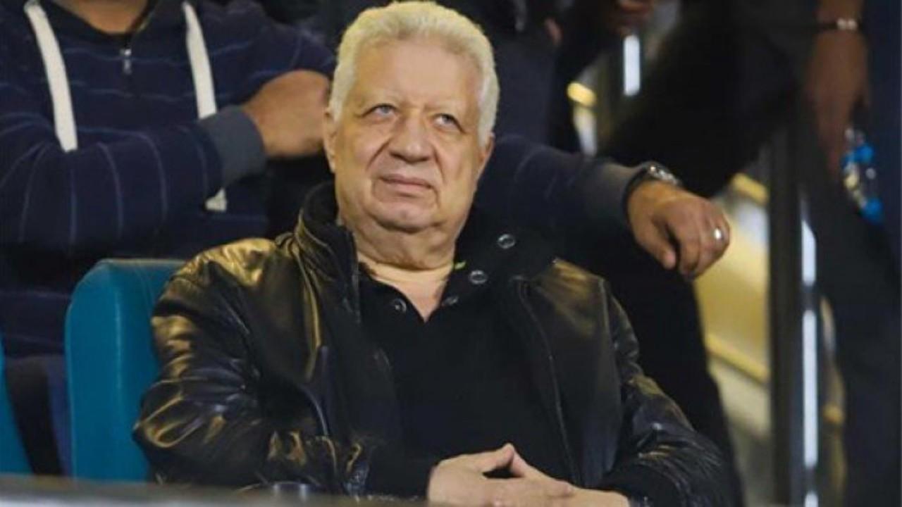 مرتضى منصور يزيح الستار عن سر عدم وصول حافلة الزمالك لمواجهة الأهلي