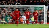 فوز مثير لليفربول على ويست هام في الدوري الإنجليزي